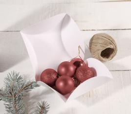 Schmuck-Geschenkbox zu Weihnachten