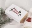 Caja para tarjetas regalo de navidad