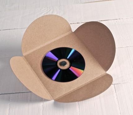 Botones de Espuma para CD (negro)