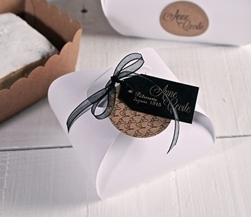 Box for small tarts