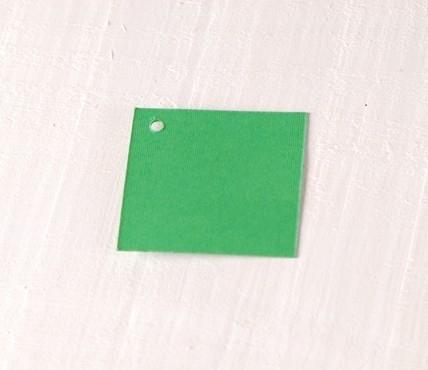 10 etichette quadrate