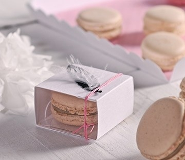 Packaging For Macarons Macaron boxes selfpackaging macaron favour boxes sisterspd