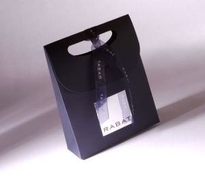Gift bag for jewellery and costume jewellery