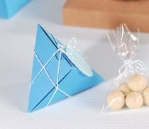 Scatola regalo diamante