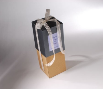 Gift box for cosmetics