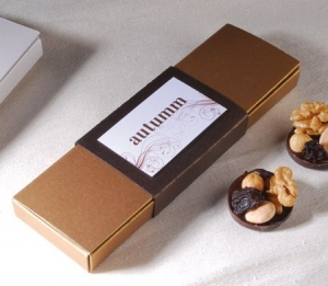 Little gift box for chocolates