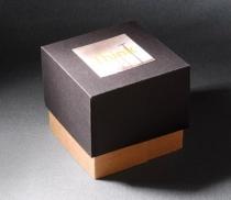 Caja triple cubeta