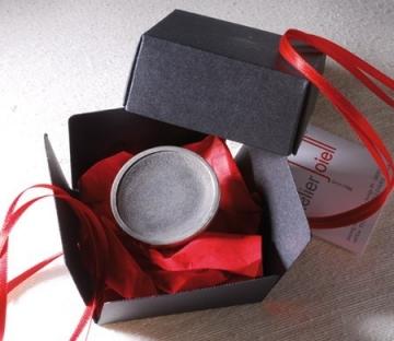Caja pequeña para joyería