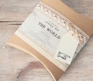 Scatola regalo personalizzata con stampa