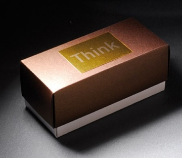 Caja rectangular para gafas