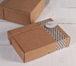 Cajas rectangulares para envíos