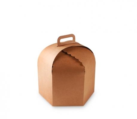 Schachtel für Torten und Panettones