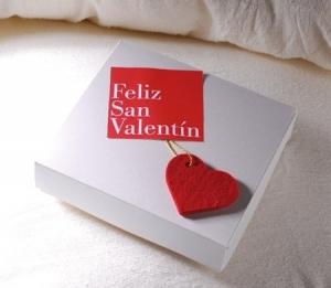 Scatola regalo per San Valentino