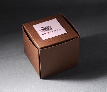 Caja automontable para tiendas