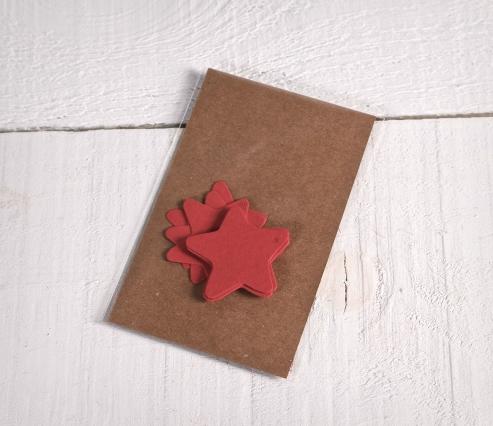Kit Estrellas de cartón para colgar