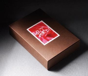 Cajita rectangular para bombones
