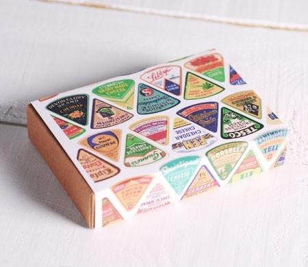 Gift box with printed cardboard sleeve