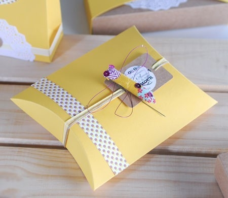 Gift box for baby showers