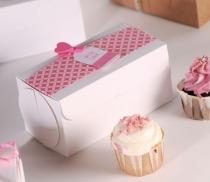 Scatola chiusa per cupcake