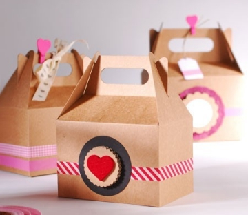 Caja de picnic pequeña