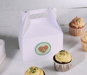 Cupcake Boxes 3 Selfpackaging