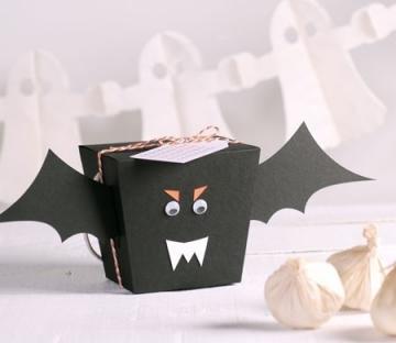 Caja original para Halloween