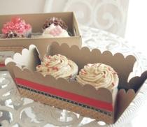 Scatola per cupcake