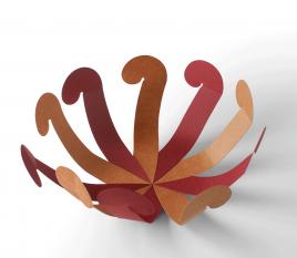 Caja regalo espiral