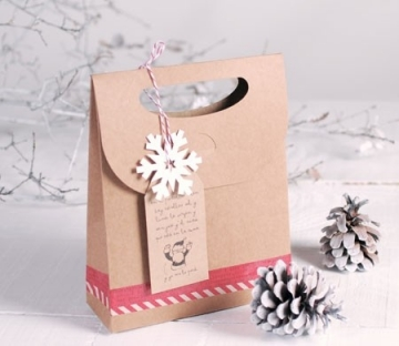 Sacchettino regalo per negozi