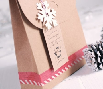 Gift box for shops