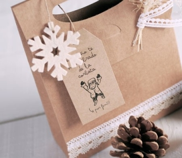 Gift bag for jewellery and small accessories