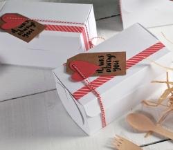 Geschenkbox für Valentinstag