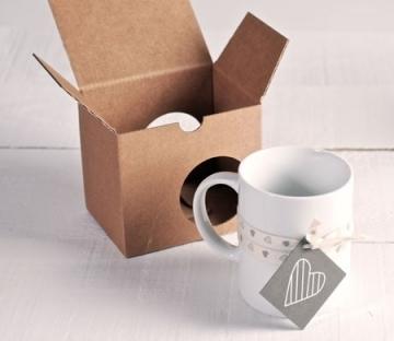 Scatolina per tazze