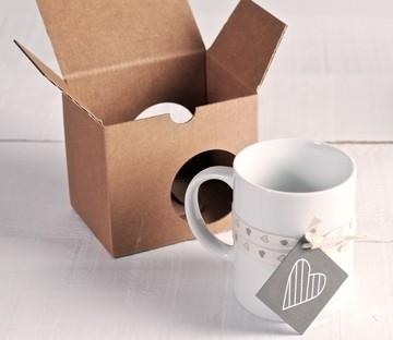 Scatole per regalare tazze