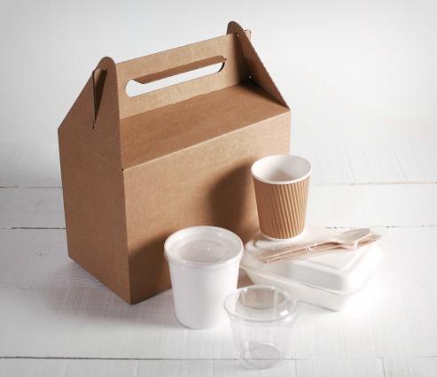 Large kit of Take Away Boxes