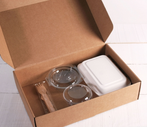 Set scatola per i pasti