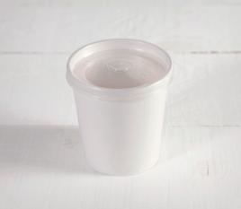 Bicchiere in cartone da 16 OZ per zuppe o gelati