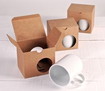 Tassenverpackung für Standardgrößen