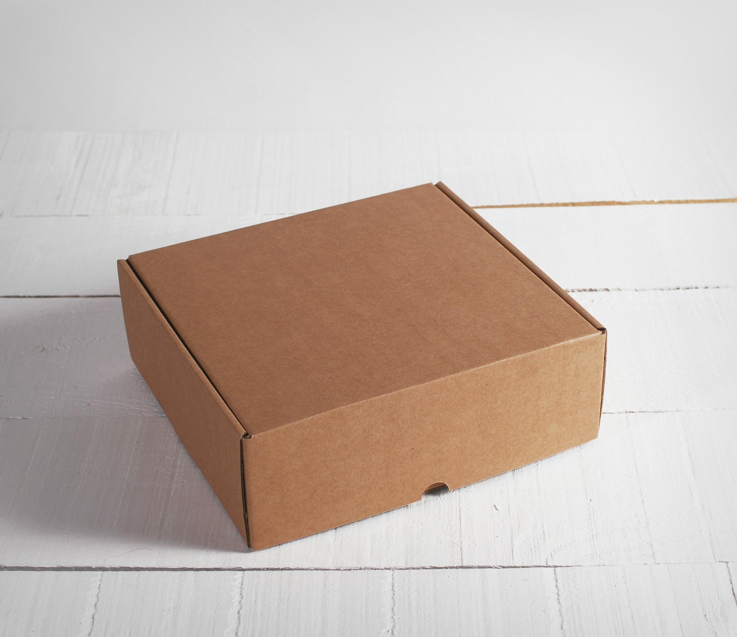 Cardboard Breakfast Box