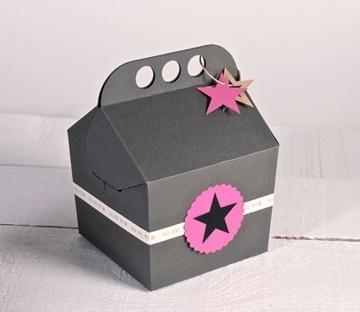 Happy scatola regalo