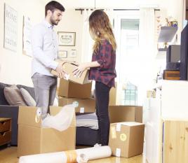Kit Mediano 22 cajas para mudanzas