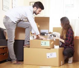 Kit Grande 25 cajas para mudanzas