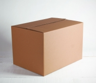 Large Cardboard Removal Box