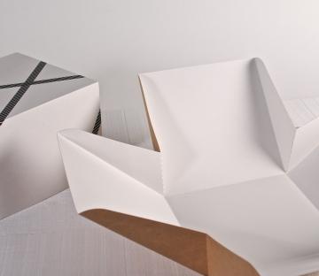 Caja sorpresa decorada