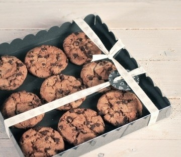 Original boxes for cookies