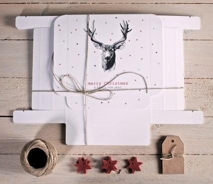 Kit 5 Cajas Regalo Navidad 2210 M