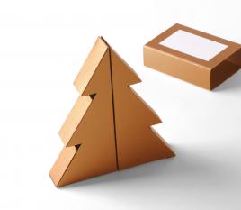 Caja arbol de Navidad
