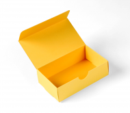Schachtel für Karten