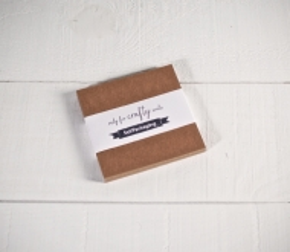 Kraft cards 12x12cm
