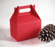 Christmas picnic gift box
